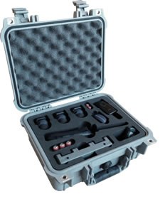 combination kits with sound level meter and noise dosemeters
