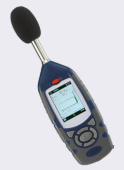 cel620a noise at work sound level meter