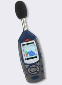 cel620b noise at work sound level meter