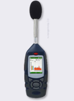 cel633c environmental sound meter with 1/3 octave band filters